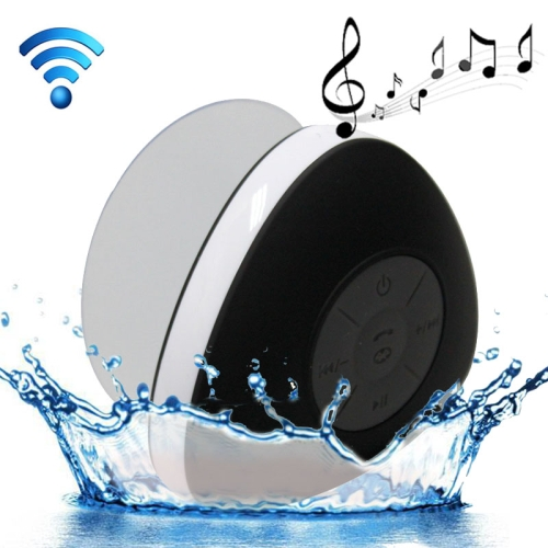 Buy Triangle Style Mini Waterproof Bluetooth Speaker for iPad / iPhone / Other Bluetooth Mobile Phone, Support Handfree Function, Waterproof Level: IPX4, Black for $8.19 in SUNSKY store