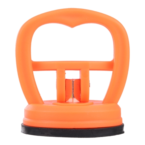 Super Suction Tablet PC / Notebook Demolished Screen Sucker Tool for iPad 4 / iPad mini 1 / 2 / 3 / New iPad / iPad / iMac, Diameter: 5.7cm(Orange)