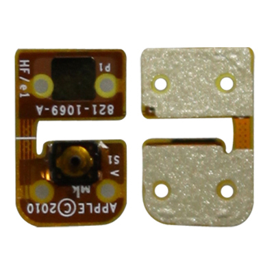 OEM Version Home Key Button PCB Membrane Flex Cable for iPod Touch 4