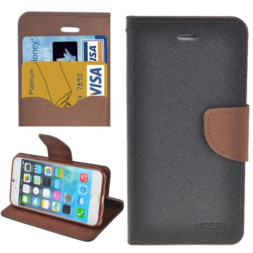 Buy Cross Texture Leather Case with Holder & Card Slots & Wallet for iPhone 5 & 5s & SE, Brown for $2.06 in SUNSKY store