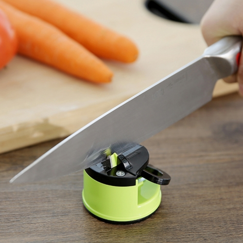 Buy Fast Knife Sharpener with Suction Pad, Random Color Delivery for $1.19 in SUNSKY store