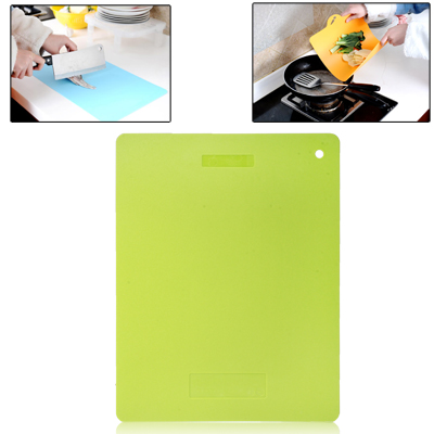 Durable Soft Cutting Board Chopping Board Chopping Block Kitchen Utensils