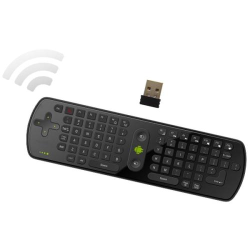 7f3ab1785d0 SUNSKY - Measy RC11 2.4G USB Wireless Keyboard Gyroscope Air Fly ...