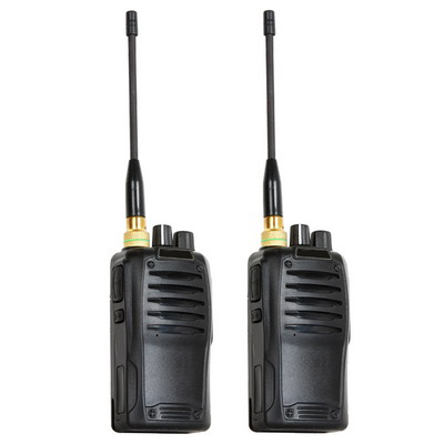 Buy 2 pcs Walkie Talkie, Support 16 groups memory channel, Frequency range: 136-174MHz for $71.95 in SUNSKY store