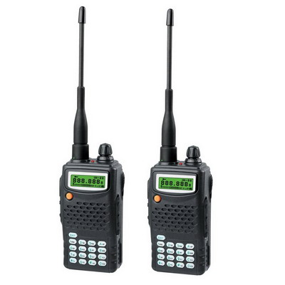 Buy 2 pcs Walkie Talkie, Support 99 channels, Keypad and LCD backlight function, Multi-scan function, Frequency range: 136-174 MHz for $98.55 in SUNSKY store
