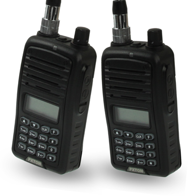 Buy 2 PCS TH-808AT Walkie Talkie with Keypad, Support 99 channels, Scan Channel and Monitor Function, Wireless Distance: 3-5KM, Black for $90.61 in SUNSKY store