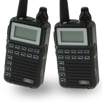 Buy RK-2R Walkie Talkie with Keypad & LCD Display, Support 108 channels, Scan Channel and FM Radio Function, Wireless Distance: 3-5KM (2pcs in one packaging, the price is for 2pcs) for $80.45 in SUNSKY store