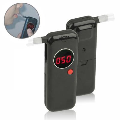 Buy 3 Digitals LED Display Breath Alcohol Tester, Black for $16.06 in SUNSKY store