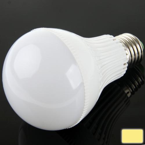 Buy E27 7W Warm White 25 LED SMD 2835 Ball Steep Light Bulb, AC 220V for $1.42 in SUNSKY store