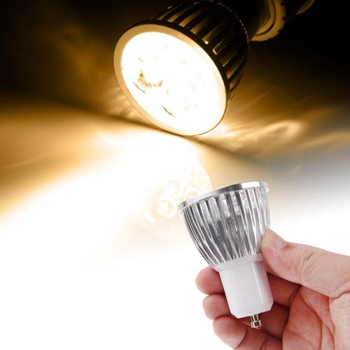 Buy 5x1W GU10 450LM Warm White Light LED Spotlight Lighting Bulb (AC85-265V, 3000-3500K) for $2.30 in SUNSKY store