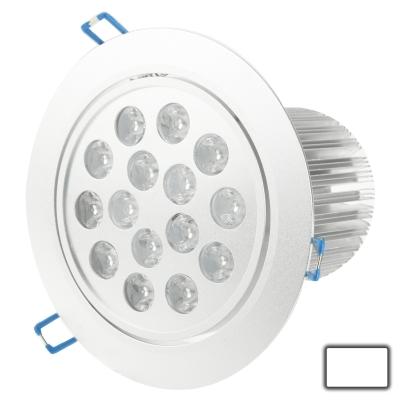 Buy 15W High Quality Aluminum Material White Light 15 LED Down Light, AC 85-265V for $7.79 in SUNSKY store