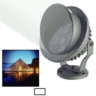 Buy 6W / 480LM High Quality Die-cast Aluminum Material Day White Light LED Floodlight Lamp for $20.98 in SUNSKY store