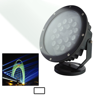 Buy 12W / 960LM High Quality Die-cast Aluminum Material Day White Light LED Floodlight Lamp for $18.10 in SUNSKY store