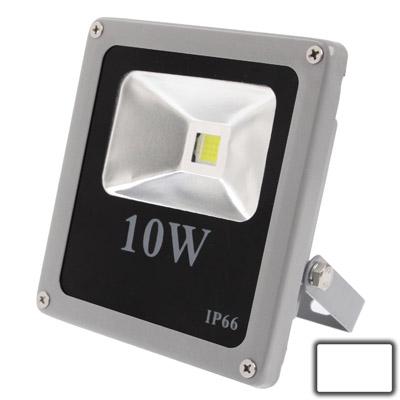 Buy 10W High Power Waterproof White Light LED Floodlight Lamp, AC 85-265V, Luminous Flux: 900lm for $4.57 in SUNSKY store