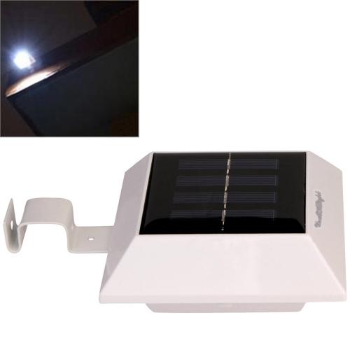 Buy YouOKLight Outdoor 0.3W 4 LED White Light Solar Power Panel Lights for Garden Light Solar Lamp for $6.12 in SUNSKY store