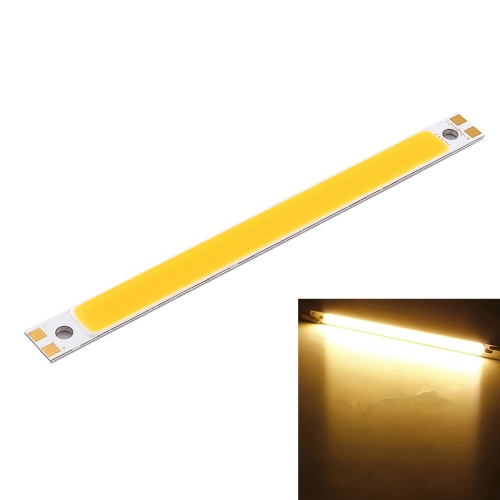 Buy YouOKLight 10W 950LM 3000K Warm White 1-LED COB Rectangle Strip, DC 12-14V for $2.66 in SUNSKY store