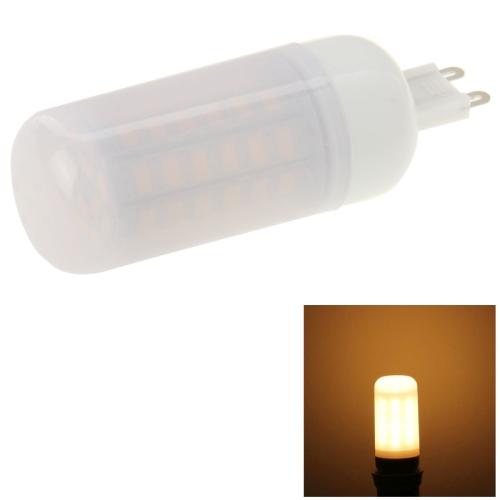 Buy G9 6.5W Warm White Light 560LM 60 LED SMD 5730 Corn Light Bulb, AC 85-265V for $2.55 in SUNSKY store