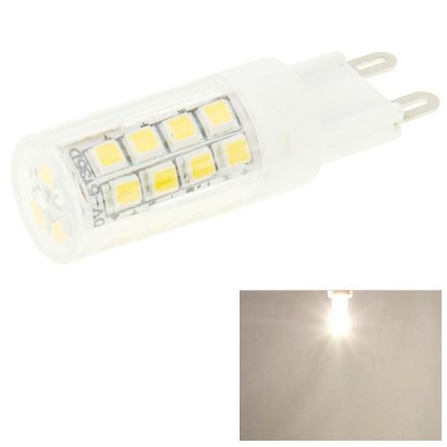 Buy G9 4W Warm White Light 300LM 35 LED SMD 2835 Corn Light Bulb, AC 220V for $1.36 in SUNSKY store
