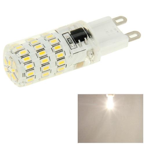 Buy G9 3W Warm White Light 300LM 45 LED SMD 3014 Corn Light Bulb, AC 220V for $1.89 in SUNSKY store