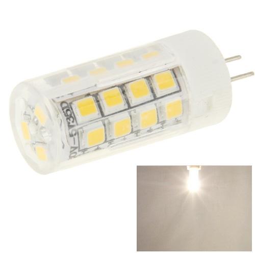 Buy G4 4W Warm White Light 300LM 35 LED SMD 2835 Corn Light Bulb, AC 220V for $1.36 in SUNSKY store