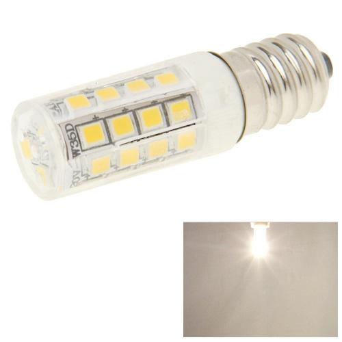 Buy E14 4W Warm White Light 300LM 35 LED SMD 2835 Corn Light Bulb, AC 220V for $1.36 in SUNSKY store