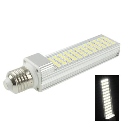 Buy E27 12W White 52 LED 5050 SMD LED Transverse Light Bulb, AC 85-265V for $9.21 in SUNSKY store