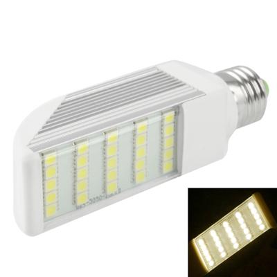 Buy E27 6W Warm White 25 LED 5050 SMD LED Transverse Light Bulb, AC 85V-265V for $5.63 in SUNSKY store