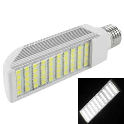 Buy E27 12W White 50 LED 5050 SMD LED Transverse Light Bulb, AC 85V-265V for $8.50 in SUNSKY store