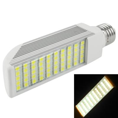 Buy E27 12W Warm White 50 LED 5050 SMD LED Transverse Light Bulb, AC 85V-265V for $8.50 in SUNSKY store