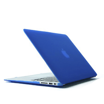 Buy Crystal Hard Protective Case for Apple Macbook Air 13.3 inch (A1369 / A1466) (Dark Blue) for $3.70 in SUNSKY store