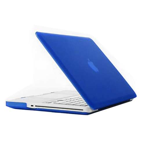 Buy Frosted Hard Protective Case for Macbook Pro 15.4 inch, A1286, Blue for $4.92 in SUNSKY store