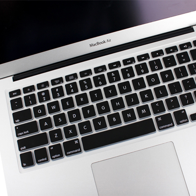 Buy ENKAY Soft Silicone Keyboard Protector Cover Skin for MacBook Air 13.3 inch & Macbook Pro with Retina Display 13.3 inch & 15.4 inch (US Version) / A1398 / A1425 / A1369 / A1466 / A1502, Black for $1.36 in SUNSKY store