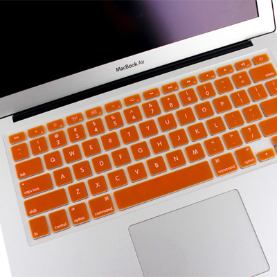 Buy ENKAY Soft Silicone Keyboard Protector Cover Skin for MacBook Air 13.3 inch & Macbook Pro with Retina Display 13.3 inch & 15.4 inch (US Version) / A1398 / A1425 / A1369 / A1466 / A1502, Orange for $1.18 in SUNSKY store