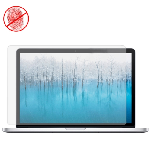 ENKAY Frosted Anti-Glare Screen Protector Film Guard for Macbook Pro with Retina Display 13.3 inch(Transparent)
