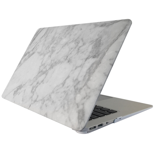Buy Marble Patterns Apple Laptop Water Decals PC Protective Case for Macbook Air 11.6 inch for $6.85 in SUNSKY store