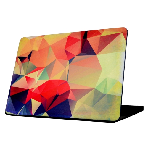 Buy Geometrical Figure Patterns Apple Laptop PC Protective Case for Macbook Pro Retina 13.3 inch for $8.53 in SUNSKY store