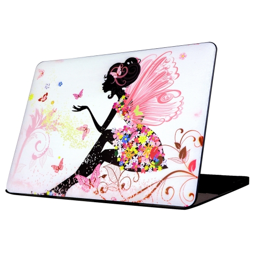 Buy Butterfly Girl Patterns Apple Laptop PC Protective Case for Macbook Pro Retina 13.3 inch for $8.54 in SUNSKY store