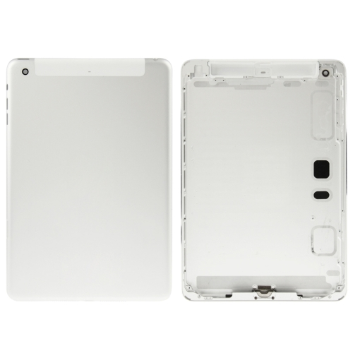 Full Housing Chassis for iPad mini 2 Retina Wi–Fi + Cellular(Silver)