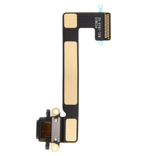 Original Dock Plug Flex Cable for iPad mini 2 Retina (Black)
