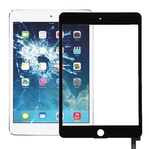 Original Touch Panel for iPad mini 4(Black)