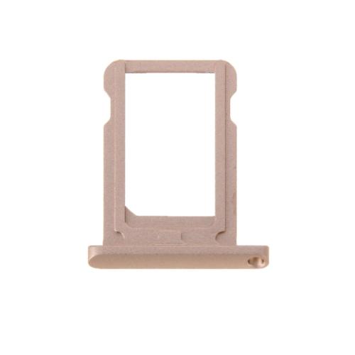 Nano SIM Card Tray for iPad mini 4 (Wi-Fi + Cellular)(Gold)