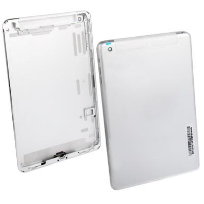 Original Version WLAN + Celluar Version Replacement Back Cover / Rear Panel for iPad mini (Sliver)