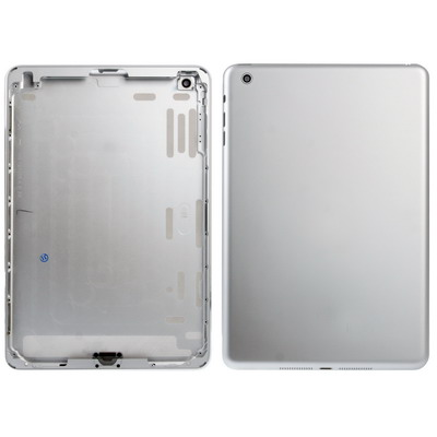 Original Version WLAN Version Replacement Back Cover / Rear Panel for iPad mini (Sliver)(Silver)