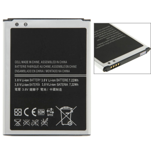 1900mAh Rechargeable Li-ion Battery for Galaxy S4 mini / i9195  - buy with discount