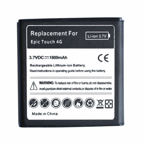 Buy Mobile Phone Battery for Samsung Epic 4G Touch / D710 for $2.38 in SUNSKY store