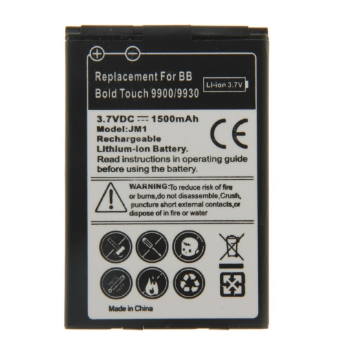 Buy Replacement Battery for BlackBerry 9900 / 9930 (J-M1) for $4.63 in SUNSKY store