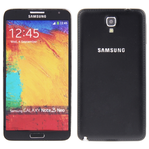 Original Color Non-Working Fake Dummy, Display Model for Galaxy Note 3 Neo / N7505(Black)