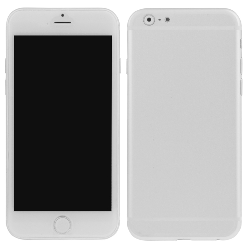 Buy Dark Display Non-Working Fake Dummy, 4.7 inch Display Model for iPhone 6, Silver for $4.65 in SUNSKY store