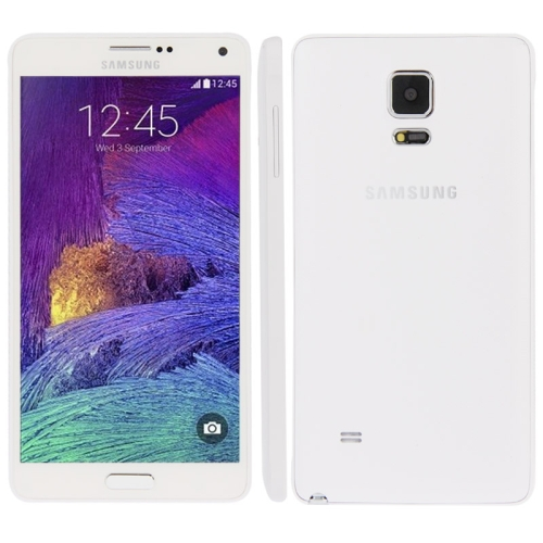 Color Screen Non-Working Fake Dummy, Display Model for Galaxy Note 4 / N910(White) original for galaxy note 8 color screen non working fake dummy display model grey