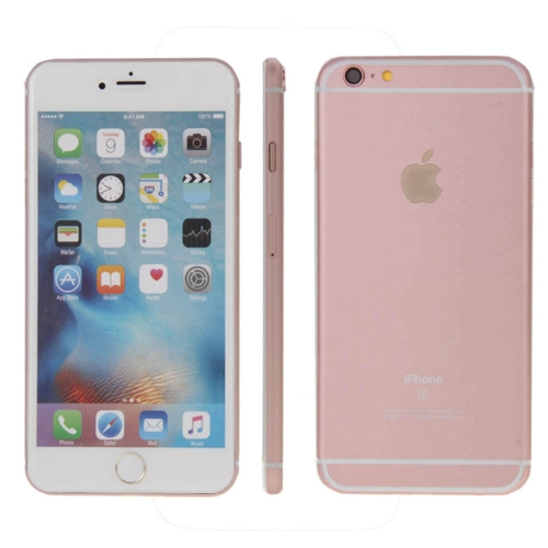 High Quality Color Screen Non-Working Fake Dummy, 5.5 inch Display Model for iPhone  6s Plus (Rose Gold)